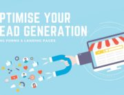 optimise your lead generation froms landing pages graphic