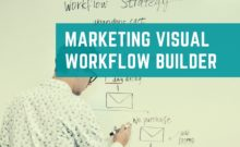 Marketing Visual Workflow Builder